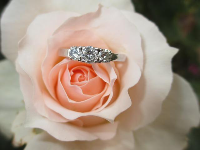 婚約指輪のエピソード 旦那の予算が高くて驚いた!