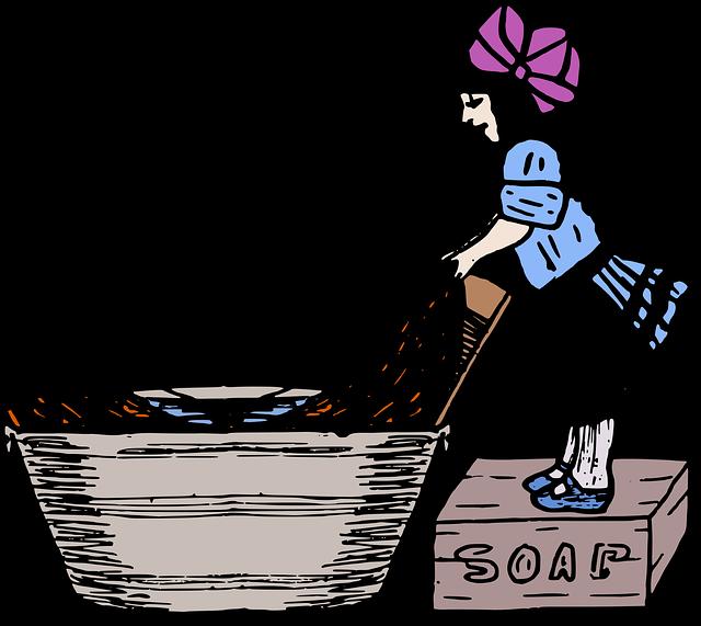 誰でも実践可能な水道代の節約!洗濯をする時に気を付けていること